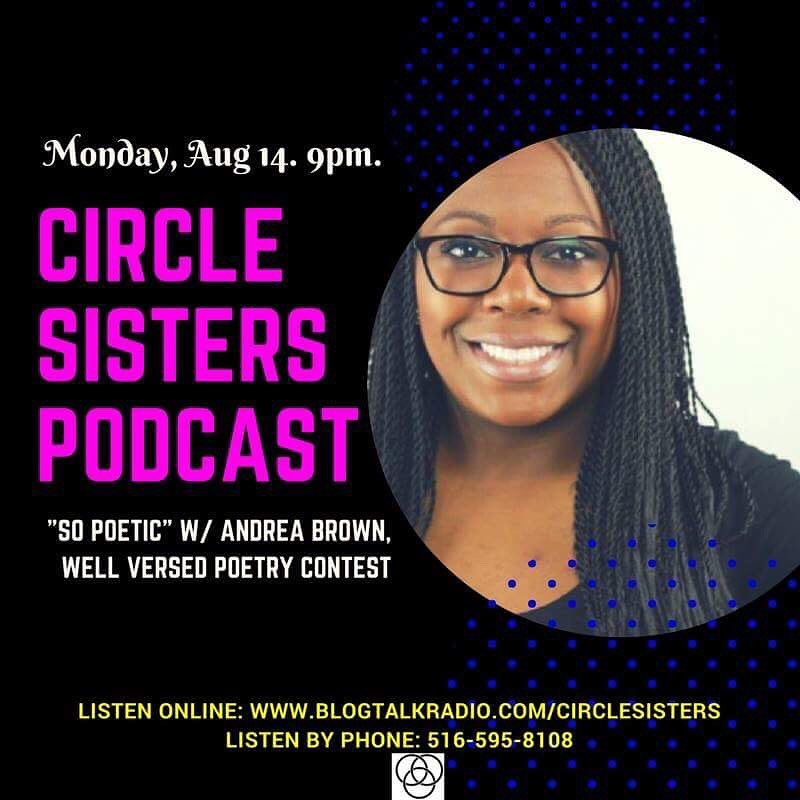 This Monday! Tune in to the circlesisterspodcast! Ill be ahellip